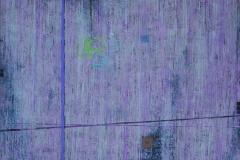 33. Zapis - INFO (2007, 70x100cm, akryl, karton)