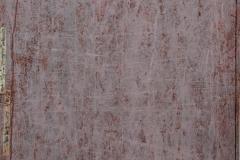 36. Zapis- INFO (2007, 100x70cm, akryl, karton)