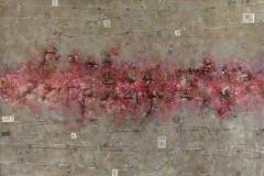 46. Zapis - INSIGHT (2004, 70x100cm, akryl, karton)
