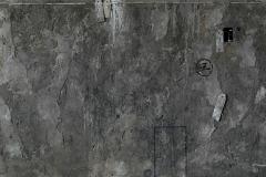 Marek Kulig, Petitiones- Liber Manu Scriptus- Relikwiarz (2013, 70x190 cm, assemblage, akryl, karton)