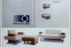 """Wystawa """"Wzór Roku 2000"""" Instytut Wzornictwa Przemysłowego, Warszawa"""